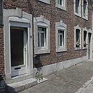 Houses in Aubel, Belgium. by alaskaman53