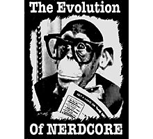 The Evolution of Nerdcore Photographic Print