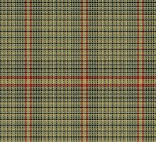 02682 McHenry County, Illinois E-fficial Fashion Tartan Fabric Print Iphone Case by Detnecs2013