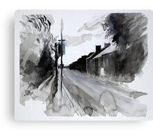 Belgrave Road Canvas Print