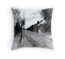 Belgrave Road Throw Pillow