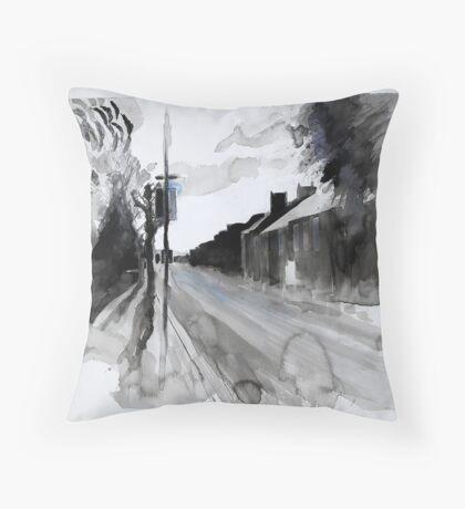 Belgrave Road Throw Pillow