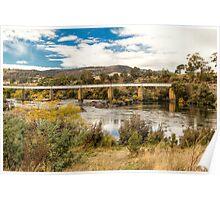 Derwent River, Tasmania #2 Poster