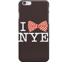 Don't de-NYE Evolution! iPhone Case/Skin
