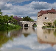Leeds Castle by Karl Thompson