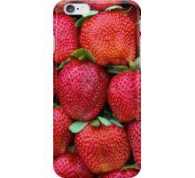 Strawberry iPhone Case/Skin