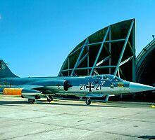 Fiat RF-104G Starfighter 21+21 by Colin Smedley
