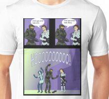 HOOOOOO  Unisex T-Shirt