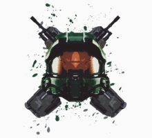 Master chief by Wilty