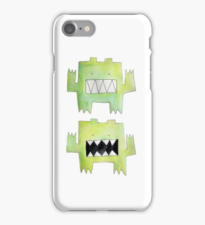 Two Germs iPhone Case/Skin