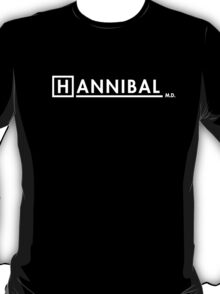 Hannibal meets House T-Shirt