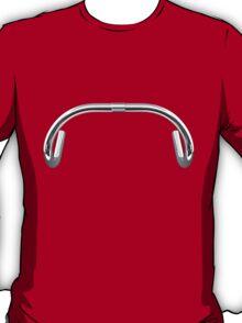 Classic Track Handlebars - No Text T-Shirt