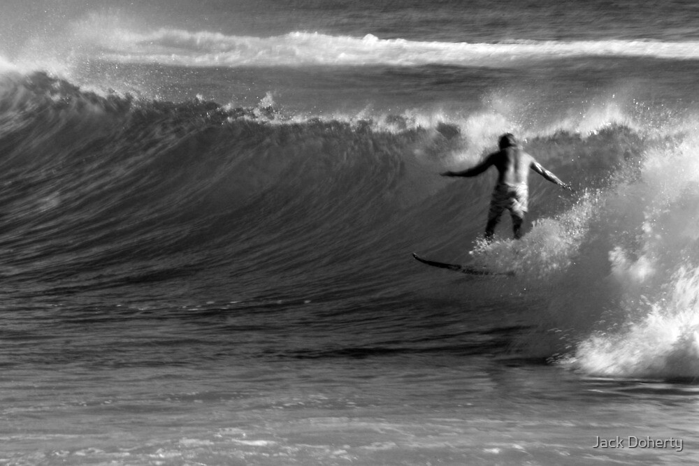Free as a Bird & not a care in the world- the spirit of surfing by Jack Doherty