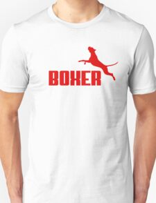 Boxer (red) T-Shirt
