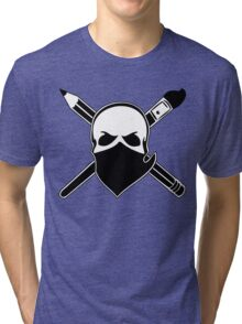 Art Bandit Tri-blend T-Shirt