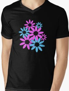Flowers Design T-Shirt