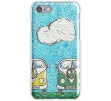 campers iPhone Case/Skin
