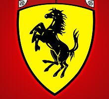 Scuderia Sleipnir Shield by Nana Leonti