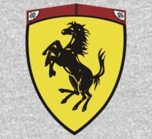 Scuderia Sleipnir Shield One Piece - Long Sleeve