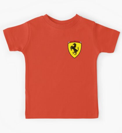 Scuderia Sleipnir Shield Kids Tee