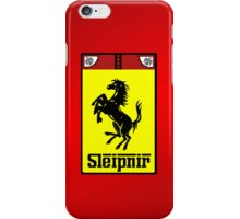 Scuderia Sleipnir iPhone Case/Skin