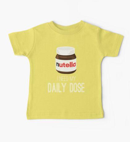 I need my daily dose >Nutella< Baby Tee