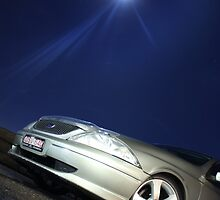 Donnas AU Ford Fairmont Ghia by Edzie