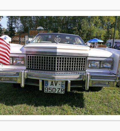 Beautiful American car  01 (c)(t) by Olao-Olavia / Okaio Créations with fz 1000  2014 Sticker