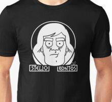 Stelio Kontos Unisex T-Shirt