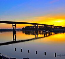 Mission Bridge by Randy Giesbrecht