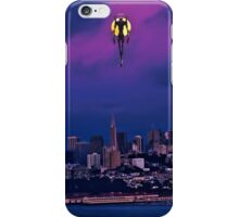 EVA ascending in town iPhone Case/Skin
