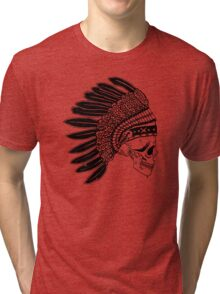 Crying Chieftain Tri-blend T-Shirt