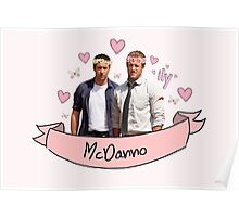 McDanno's Love Poster