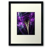 Spirit Chisel Framed Print