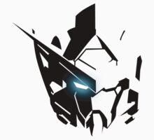 Gundam Exia by Jenny De Giulli