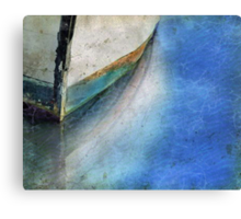 BOAT BOW Canvas Print