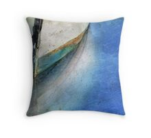 BOAT BOW Throw Pillow