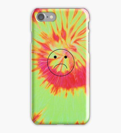 A C I D G R U N G E - pink/yellow iPhone Case/Skin