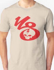 KrakkdSkullz - KS Logo - Red Unisex T-Shirt