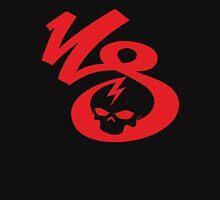 KrakkdSkullz - KS Logo - Red Womens Fitted T-Shirt