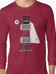 Les Paul FrontView Long Sleeve T-Shirt