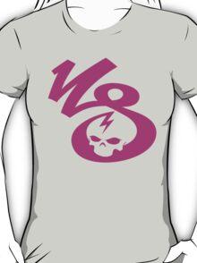 KrakkdSkullz - KS Logo - Purple T-Shirt