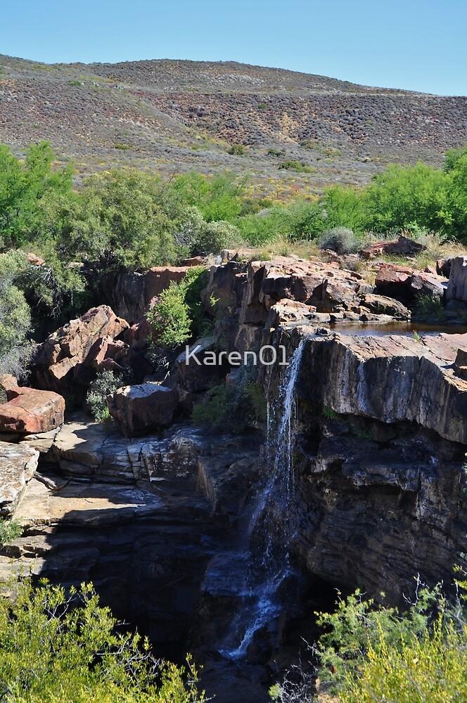 The falls by Karen01