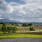 France Pays Basque Landscape  by 29Breizh33