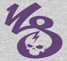 KrakkdSkullz - KS Logo - Azure by krakkdskullz