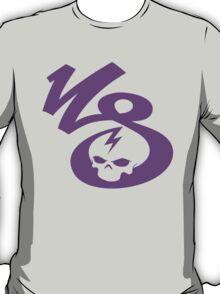KrakkdSkullz - KS Logo - Azure T-Shirt