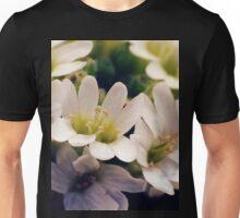 Wildflowers 1 - Hoary Alyssum Unisex T-Shirt