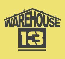 Warehouse 13 Kids Tee