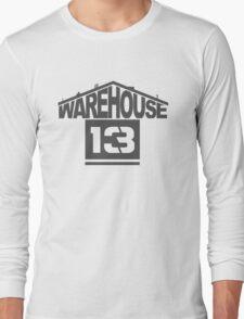 Warehouse 13 Long Sleeve T-Shirt