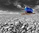 Fishing Boat - Goring By Sea - SC by Colin J Williams Photography